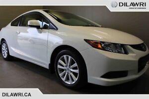 2012 Honda Civic Coupe EX-SR at