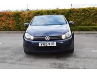 2013 VOLKSWAGEN GOLF Volkswagen Golf Cabriolet 1.6 TDI Bluemotion SE 2dr