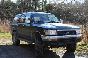 1994 Toyota 4Runner VUS