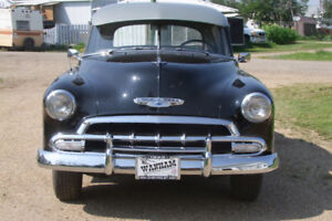 Brand new old 52 Chevy car