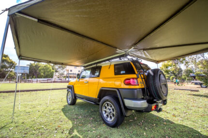 CampTRAX 270 Degree Awning **REDUCED TO SELL** Greenwood Joondalup Area Preview