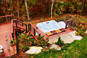 Fall Hot Tub Savings Have Arrived!