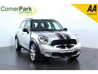 2011 MINI COUNTRYMAN COOPER SD ALL4 HATCHBACK DIESEL