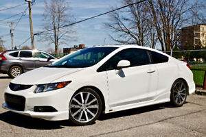 2012 Honda Civic SI EDITION HFP Coupe - Bijoux collectable