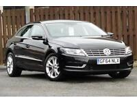 2014 VOLKSWAGEN CC 2.0 TDI BLUEMOTION TECHNOLOGY DSG 4DR COUPE DIESEL