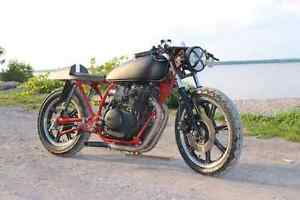 XS400 Cafe Racer