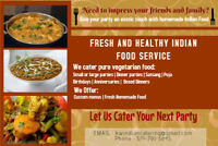 FRESH AND HEALTHY INDIAN TIFFIN AND CATERING SERVICE