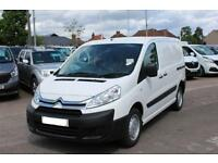 2016 Citroen Dispatch 1000 1.6 HDi 90 H1 Van Enterprise Diesel white Manual
