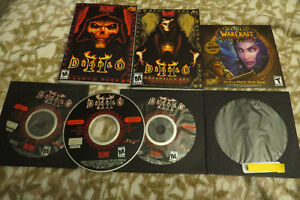 Diablo 2 and World of Warcraft Trial