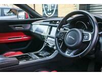 2016 Jaguar XF 2.0 D R-SPORT AWD 4d AUTO 177 BHP Saloon Diesel Automatic
