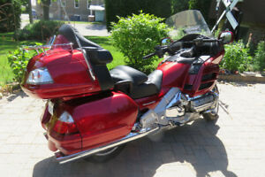For Sale 2008 Gold Wing 21,025 km shows like new!!