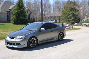 2005 Acura Type S Tastefully modified