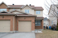 END UNIT Townhome in Orleans, 3 bed, 2 bath, garage