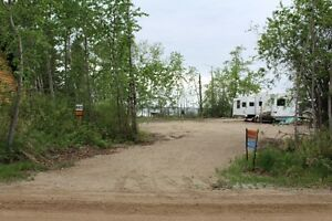 Open Lakefront Lot at Sunset View-Turtle Lake!