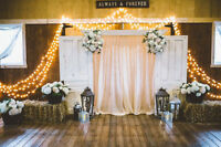 Specialty Wedding Items for Rent