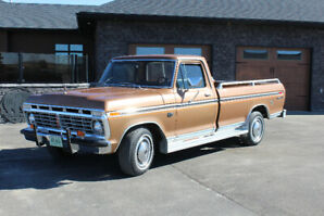 Survivor 1974 Ford F100