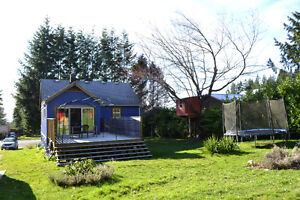 Summer house for rent in Powell River, BC 1450$/month
