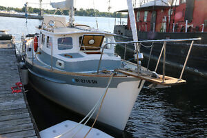 1975 Fales Navigator Motorsailer UPDATED/UPGRADED Kingston Kingston Area image 2