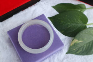 58-60mm Grade A 100% Natural jadeite jade bangle