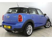 2013 13 MINI COUNTRYMAN 1.6 COOPER CHILI PACK 5DR 122 BHP