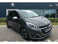 2018 Peugeot 208 1.2 PureTech Tech Edition (s/s) 5dr Hatchback Petrol Manual