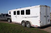 2008 Charmac Outwest II 4 Horse Gooseneck Trailer