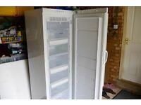 Indesit UIAA12F Tall Upright Frost Free Freezer