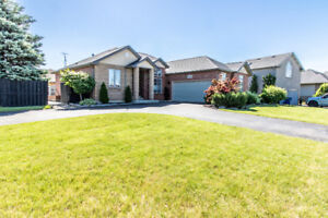 Executive Ranch for Lease in Tecumseh