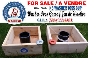 Washer Toss Game - (NB Washer Cup Official Game)