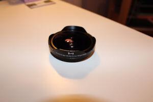 Opteka 0.3x Ultra Fisheye Lens 37mm