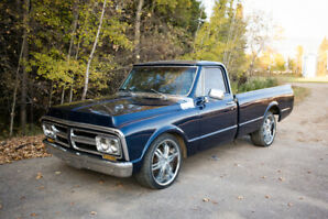 1972 GMC Pickup with 454 engine