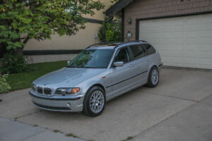 PRICE DROP - 2003 BMW 325xi Wagon