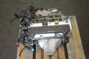JDM Honda Accord 2.4L 4CYL DOHC Vtec K24A Engine 2003-2007
