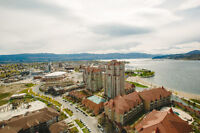 Magnificent Penthouse in Kelowna's tallest residential building!