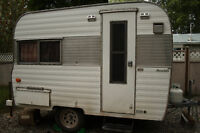Great little hunting trailer!