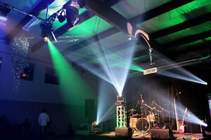 Professional Audio, Lighting and Video FOR RENT Kitchener / Waterloo Kitchener Area image 1