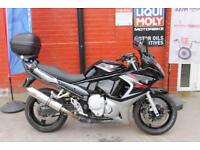 2008 57 SUZUKI GSX 650 F *FINANCE AVAILABLE, 12MTH WARRANTY, FREE UK DELIVERY*