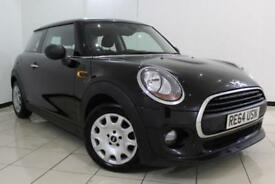 2014 64 MINI HATCH ONE 1.5 ONE D 3DR 94 BHP DIESEL