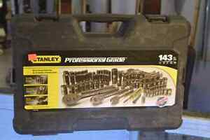 **SWEET DEAL** Stanley Professional Grade 143pc Socket Set