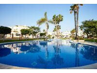 rental Alicante, spanish holiday, pool, wi-fi, sat tv, 2 bed