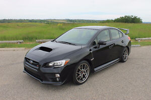 2015 Subaru WRX STi Sport Tech Package