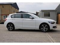 2015 15 BMW 1 SERIES 1.6 116I SPORT 5D 135 BHP