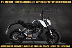 2015 15 KTM DUKE 125CC