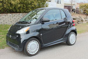 2013 Smart NOIR | AIR-CLIM | AUTOMATIQUE