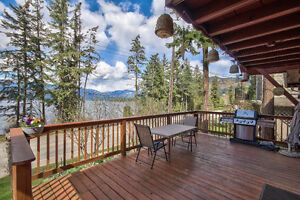 Dream Cottage on The Shuswap in Blind Bay