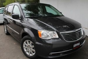 2012 Chrysler Town & Country Limited Dual DVD Nav Camera Leather