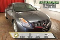 2008 Nissan Altima Coupe 2.5 S 6sp