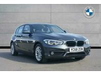 2019 BMW 1 SERIES DIESEL HATCHBACK 116d SE Business 5dr (Nav/Servotronic) Hatchb