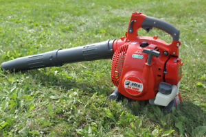 EFCO SA3000 leaf blower And other Efco products.