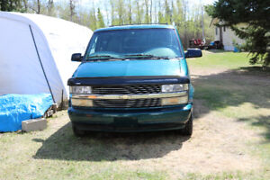 1997 Chev Astro Van  Very Clean